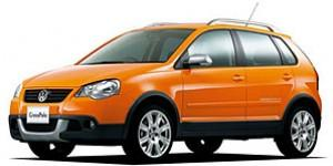 Volkswagen Cross Polo 2006