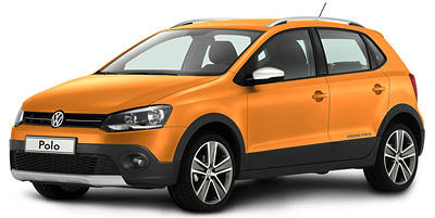 Volkswagen Cross Polo 2010