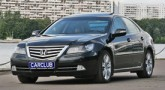 Тест-драйв Honda Legend: демонстрация силы
