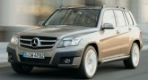 Mercedes-Benz GLK 350 4MATIC. От $ 67 501 (540 000 грн)