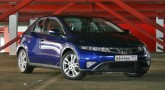 Тест-драйв Honda Civic 5D: Updated!