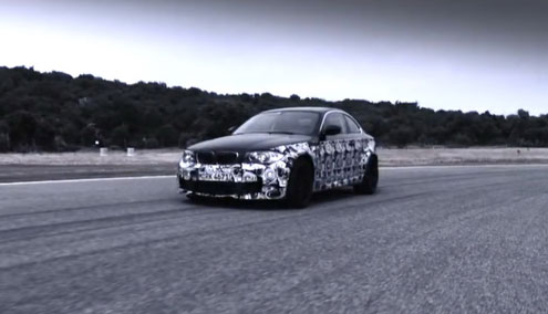 BMW 1 Series M Coupe (БМВ 1 Series M Купе)