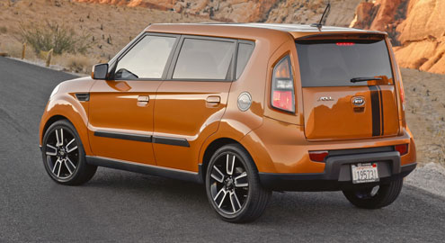 Kia Ignition Soul