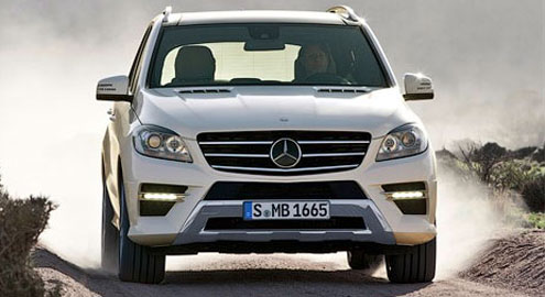 Mercedes-Benz M-Class (Мерседес-Бенц М-Класса)
