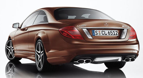 Mercedes-Benz CL65 AMG (Мерседес-Бенц CL65 AMG)