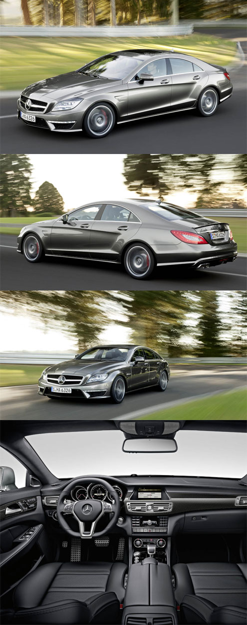 Mercedes-Benz CLS (Мерседес-Бенц CLS)