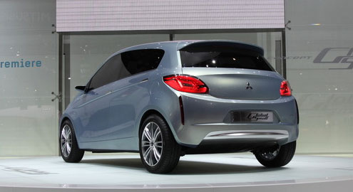 Mitsubishi (̳�����) Concept-Global Small