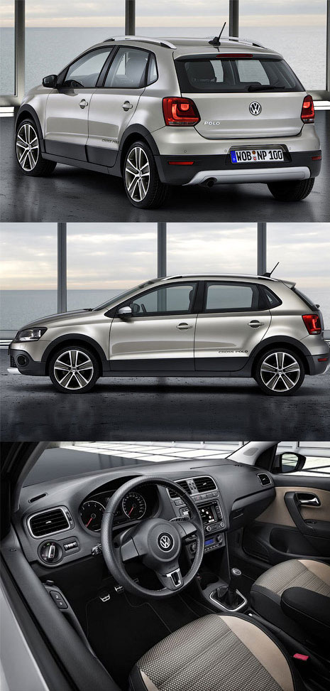 Volkswagen Cross Polo (Фольксваген Кросс Поло)
