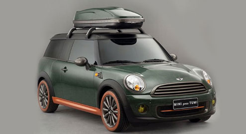 MINI Goes TUMI